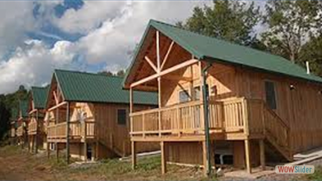 Featured  Lodging  -   Wolf  Oak  Acres