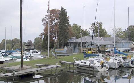 Oneida Lake Marina, South Bay New York